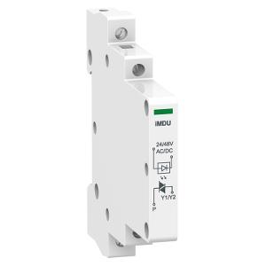 Acti9, MDU module d'adaptation tension pour disjoncteur télécommandé Reflex iC60 SCHNEIDER