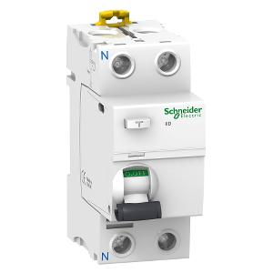 Acti9, iID interrupteur différentiel 2P 80A 100mA type AC SCHNEIDER