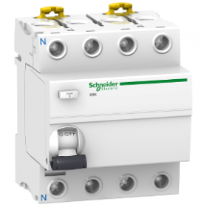 ProDis iID K interrupteur différentiel PdC 4,5kA 4P 25A type AC 30mA SCHNEIDER
