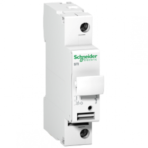 Acti9 STI - sectionneur fusible à tiroir - 1P - 25A - pour fusible 10.3x38mm SCHNEIDER