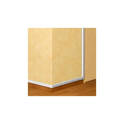 Moulure DLPlus 32x12,5mm 2 compartiments longueur 2,1m - blanc LEGRAND