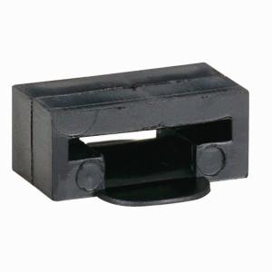 Embase pour collier - pour potelet (par feuillard 18mm maxi.) - Lot de 100 LEGRAND