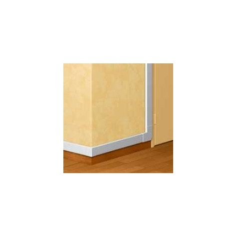 Moulure DLPlus 60x20mm 3 compartiments longueur 2,1m - blanc LEGRAND