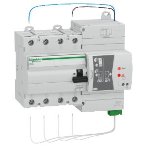 REDS - Interrupteur différentiel - 4P 63A 300MA A SCHNEIDER