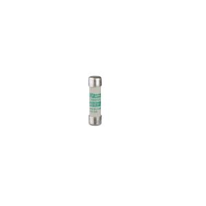 Cartouche fusible NFC 10x38mm cylindrique - aM 4A - sans voyant - TeSys DF SCHNEIDER