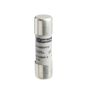 TeSys DF - cartouche fusible NFC 14x51mm cylindrique - gG 25A - sans voyant - Lot de 10 SCHNEIDER