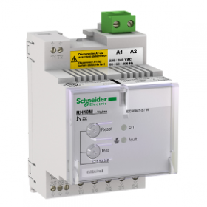 Relais différentiel 110-130VAC sensibilité 0,03A instantané - Vigirex RH10M SCHNEIDER
