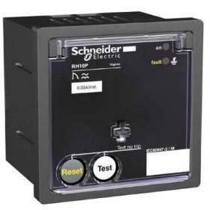 Relais différentiel 110-130VAC sensibilité 0,3A - instantané - Vigirex RH10P SCHNEIDER