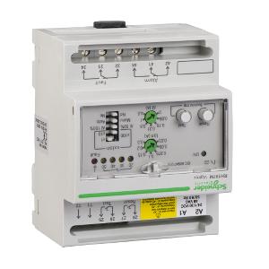 Relais différentiel sensibilité 0,03-30A - 0-4,5s - 415Vca - Vigirex RH197M SCHNEIDER