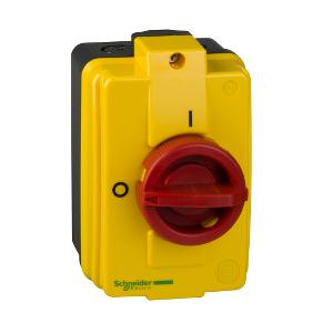 Interrupteur-sectionneur en coffret 25A 3P - TeSys VCFN SCHNEIDER