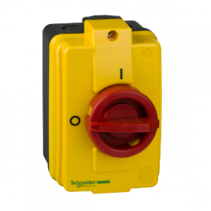 Interrupteur-sectionneur en coffret 32A 3P - TeSys VCFN SCHNEIDER