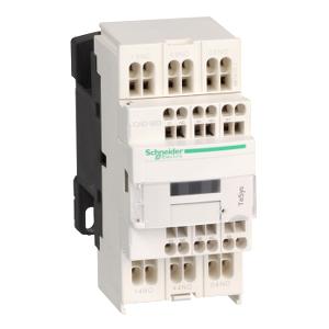 TeSys CAD503 - contacteur - 5F+0O - instantané - 10A - 24Vcc (basse conso.) SCHNEIDER