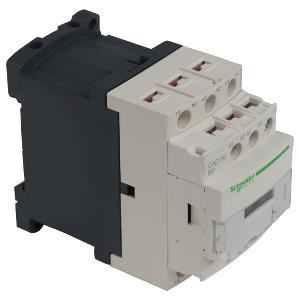 Contacteur - 5F+0O - instantané - 10A - 24Vcc - TeSys CAD50BD SCHNEIDER