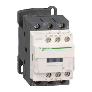 TeSys LC1D - contacteur - 3P - AC-3 440V - 18A - bobine 24Vcc SCHNEIDER