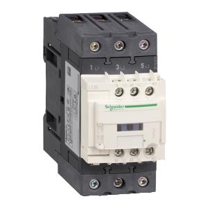 Contacteur - 3P - AC-3 440V - 65A - bobine 230Vca - TeSys LC1D65AP7 SCHNEIDER