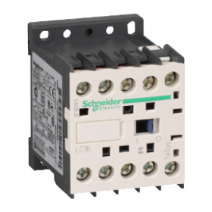 Contacteur - 3P - AC-3 440V - 6A - bobine 230Vca - TeSys LC1K0610P7 SCHNEIDER
