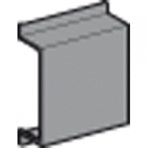 Capot bornier pour montage en panneau modulaire - pour LS1D32 - TeSys GV2 SCHNEIDER