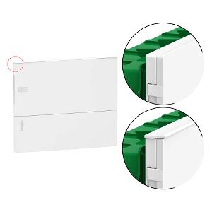 Kit IP41 pour mini coffret encastré PRAGMA SCHNEIDER