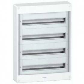 Pragma - Coffret en saillie 4R - 24 modules - 160A - sans porte - blanc SCHNEIDER