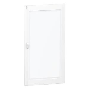 Porte transparente pour coffret Pragma 6 x 24 modules SCHNEIDER