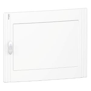 Pragma - Porte opaque pour coffret 1x24 modules SCHNEIDER
