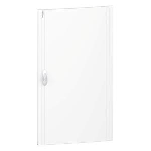 Pragma - Porte opaque pour coffret 4x18 modules SCHNEIDER