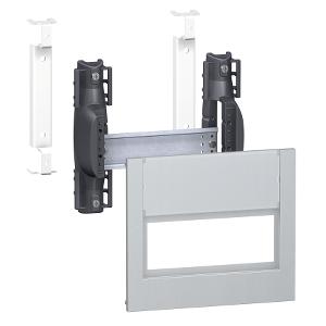Pragma - Kit 7 modules coffret d'interface - gris SCHNEIDER