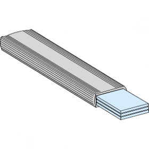Barre souple isol. 32X5 L1800 SCHNEIDER