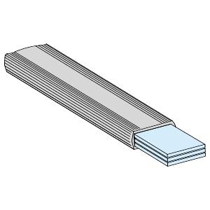 Barre souple isol. 32X8 L1800 SCHNEIDER