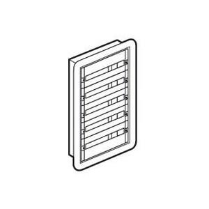 Coffret XL³160 tout modulaire 5 rangées - 120 modules - encastré LEGRAND